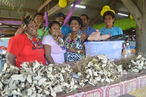 Grog vendors in Labasa have seen growth in their business with good yaqona prices. Picture: SERAFINA SILAITOGA