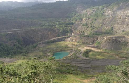 Momis announces moratorium on Panguna mining and exploration