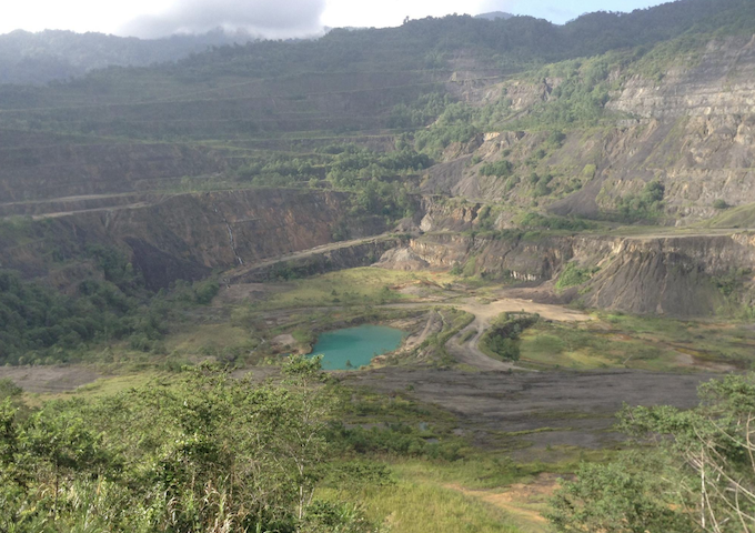 Momis announces moratorium on Panguna mining and exploration