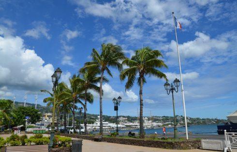 French Polynesia business lending slows