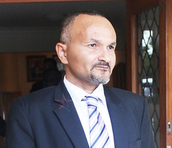 Aoke Langalanga MP Matthew Wale