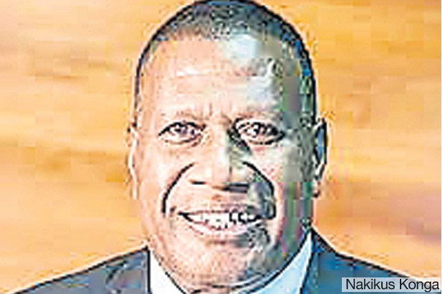 EAST New Britain Governor Nakikus Konga