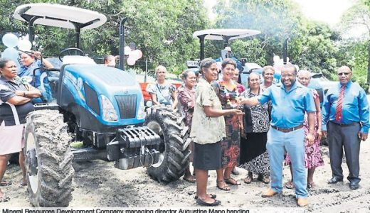 MRDC helps out villagers in LNG areas