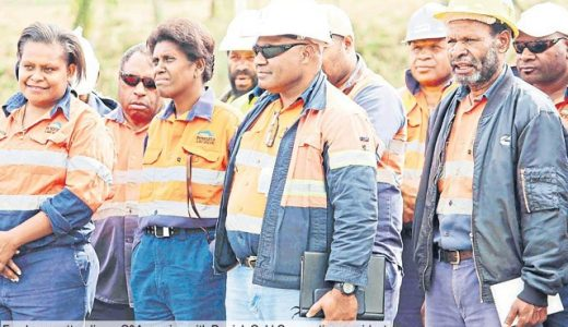 Golden years ahead for Porgera mine