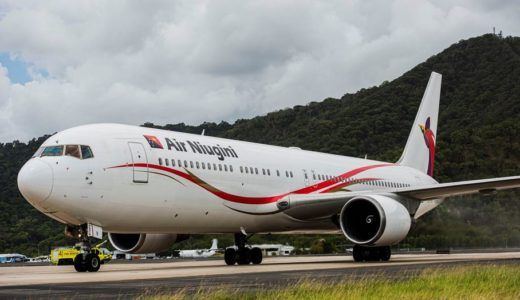 Air Niugini Resumes Flights to Hong Kong from Port Moresby