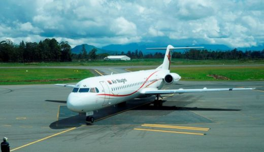 Air New Guinea to Mount Hagen