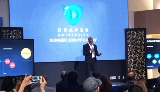 "Attending Draper University, David Eri presented his Torokina proposal to Silicon Valley entrepreneurs and it received ""positive feedback"". Image: APJS"