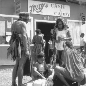 Stret Pasin Stoa in the 70s. Photo: NDB