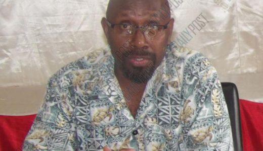 PLTA CEO Reginald Tabi